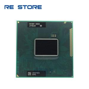 Intel i7 2640M SR03R 2.8GHz Dual Core 4MB Cache TDP 35W 32nm Laptop CPU Socket G2 I7-2640M Processor