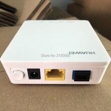 50個huawei社HG8310M gpon onu 1GEポートブリッジモードgpon onuクラスc + 、100% 新、電源アダプタ、単一ボックス