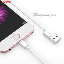 20cm 1m 2m 3m cabo de carregamento do carregador de dados usb para o iphone x xr xs max 8 7 6s 5S 5c se ipad ar i telefone iluminação 8 pinos ios cabo