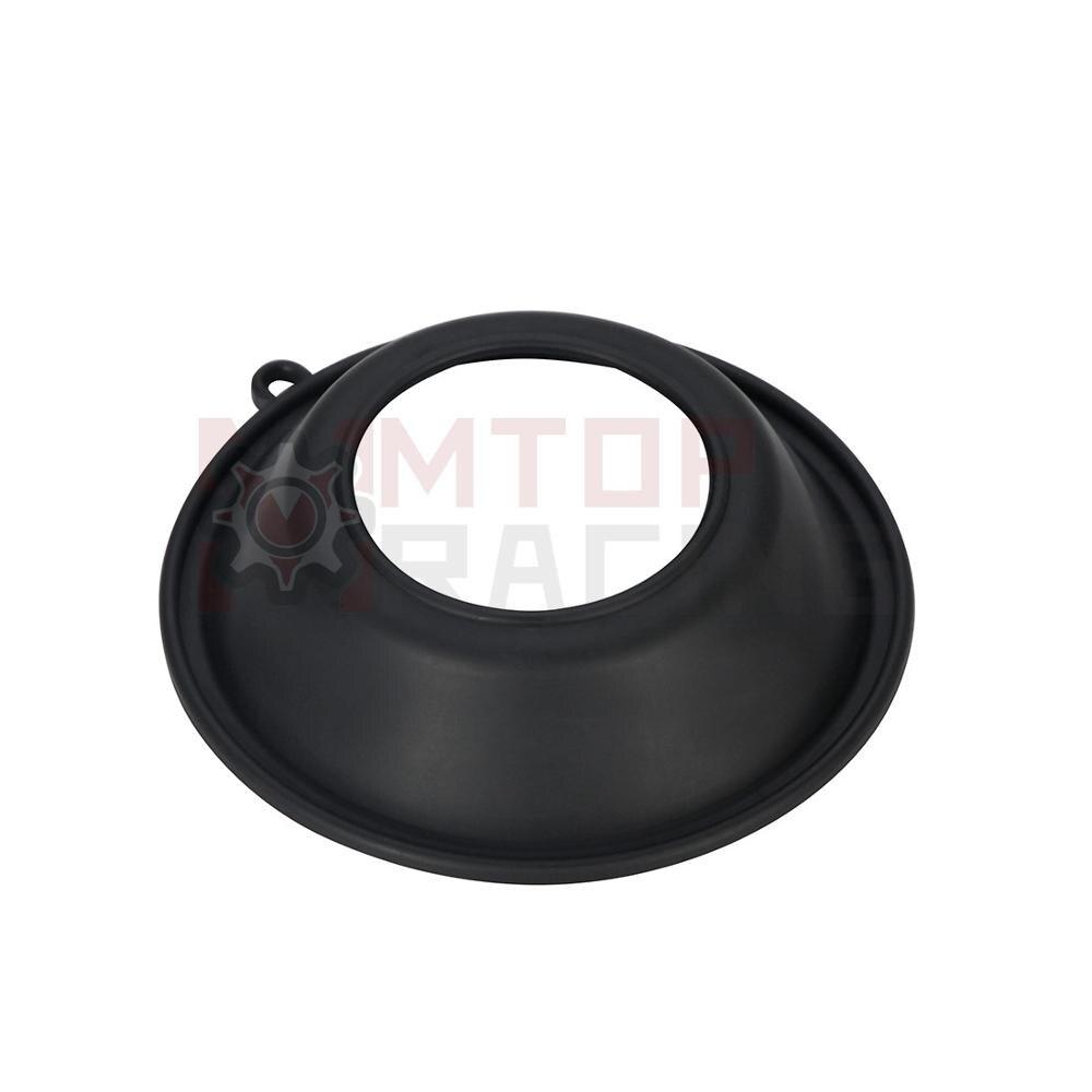 cheapest Vacuum Membrane Diaphragm Carburetor For Honda XRV750 Africa Twin 1990 1991 1992 Membrane Only