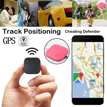 Car Mini GPS Tracker Auto Anti-theft GPS Tracking Device Pets Dog Kids Children Vehicle Motorcycle Bike GPS Locator image