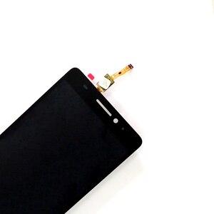 Image 4 - AICSRAD Originale 5.5 A CRISTALLI LIQUIDI Per Lenovo K3 Nota Display con Cornice K50 T5 di Tocco Digitale Dello Schermo per Lenovo K3 Nota display LCD