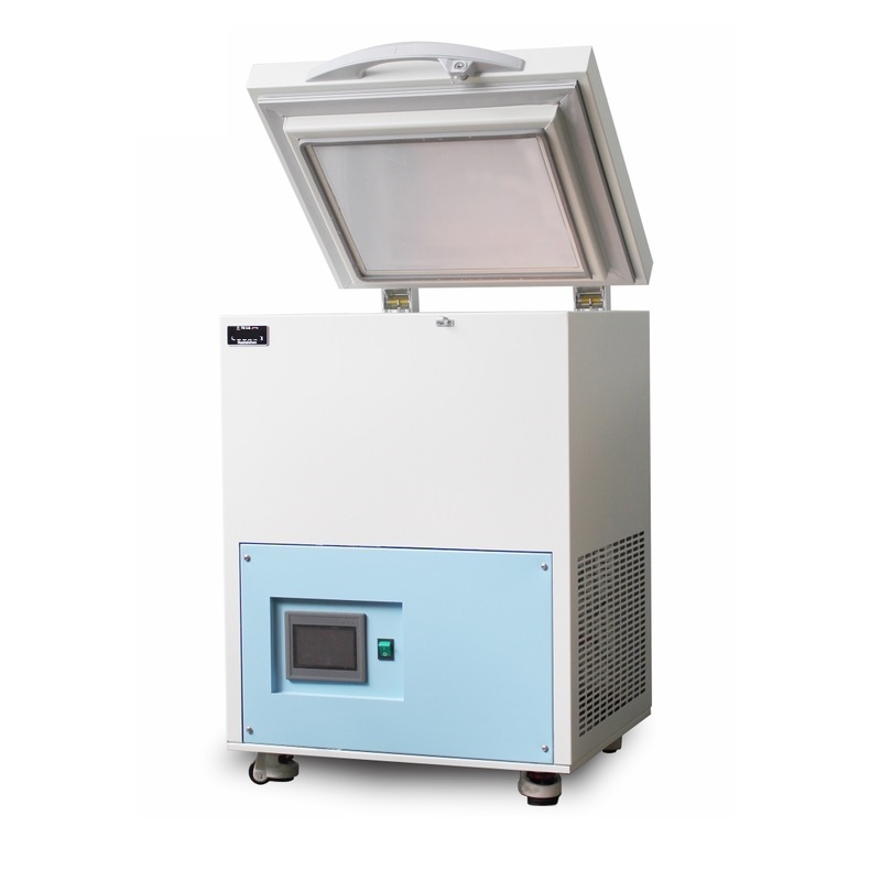 -185 Degree Frozen Separating Machine With Touch Screen Control 3