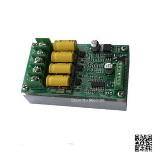 Image 1 - BLDC Three phase DC Brushless Belt Sensing Hall Motor Ducted Fan Turbine Motor Speed Control Drive Controller