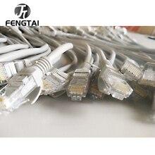 Кабель локальных сетей Cat6 LAN кабель UTP кат 6 с разъемами RJ 45 сетевой кабель 10м/30м/50м патч корд для ноутбука RJ45 сетевой кабель маршрутизатор