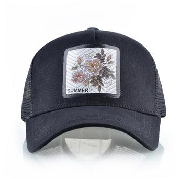 Men's Dad Hats Summer Mesh Baseball Caps Women Outdoor Breathable Visor Cap Men Streetwear Hip Hop Trucker Bones Casquette Hats 2
