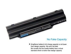 Image 2 - Kingsener FPCBP250 Batterij Voor Fujitsu Lifebook A530 A531 PH521 AH530 AH531 LH701 LH520 LH522 FMVNBP186 FMVNBP189 CP477891 01