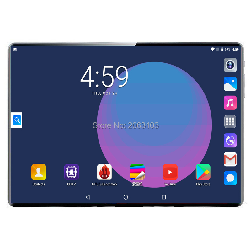 8G+128G MID Global Bluetooth Wifi phablet <font><b>Android</b></font> <font><b>9</b></font>.0 <font><b>10.1</b></font> inch <font><b>tablet</b></font> Deca Core 8GB RAM 128GB ROM Dual SIM Cards <font><b>Tablet</b></font> <font><b>9</b></font> 10 image