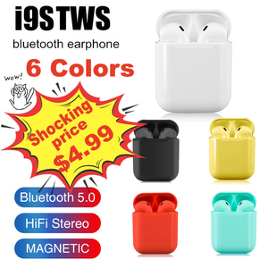 I9s TWS colorful Wireless mini