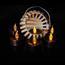 Halloween Decoration Electronic Candle Fake Light Flameless Led