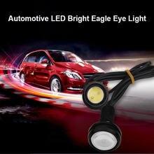 2pcs 18mm daytime running light car led eagle eye lights drl