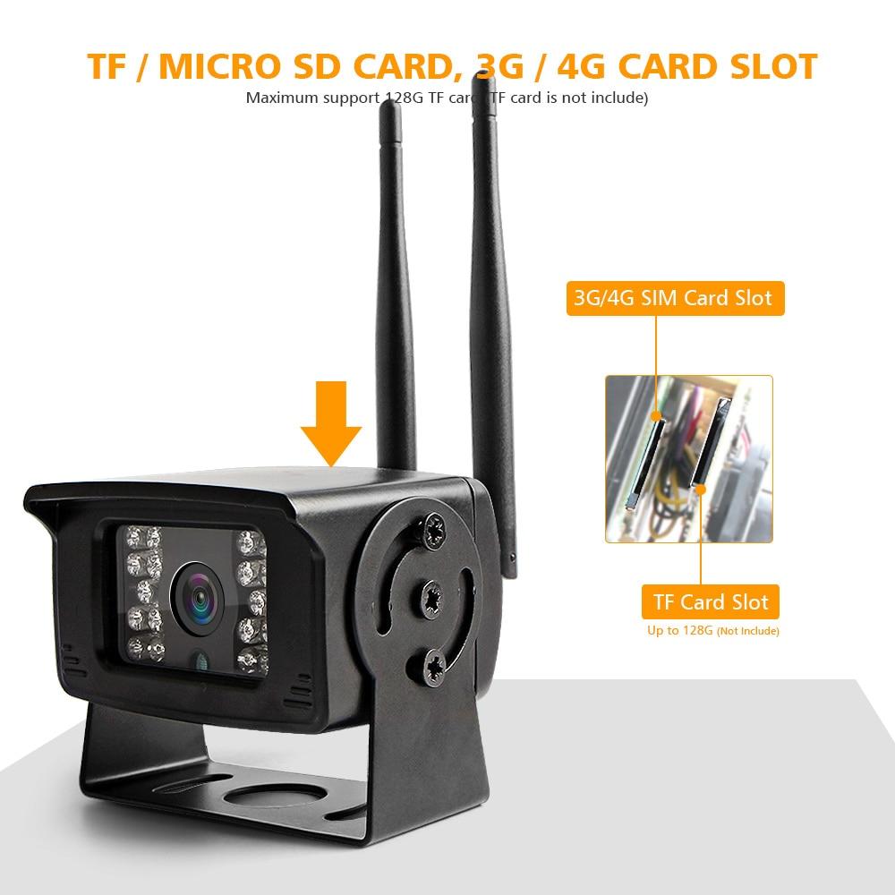 Caméra IP WIFI 4G (3)