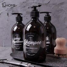 Lotion Bottle Soap-Dispenser-Bottle Shampoo Hand-Sanitizer Vintage Travel-Tools Cosmetics