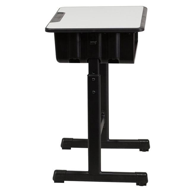 Adjustable Student Desk Chair Set  6