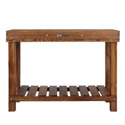 Jakość drewna antykorozyjna drewniana ziemia montaż doniczka rama kryty wielokondygnacyjny karbonizacja wióry drewniane ramki