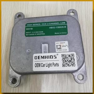 Image 1 - 1 個 OEMHIDS 使用 2017 から 2019 のエクスプローラベース XLT HB5Z 13C788 A 高シリーズ ECE 2 チャンネル LDM LED バラスト s931B HB5313B626B