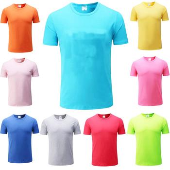 Męskie koszulki do biegania szybkie suche t-shirty sportowe Fitness Gym koszulki do biegania koszulki piłkarskie męskie koszulki do koszykówki tanie i dobre opinie BINTUOSHI Unisex Dobrze pasuje do rozmiaru wybierz swój normalny rozmiar oddychająca