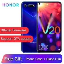 Globale Version Ehre V20 Ehre Ansicht 20 PCT-L29 Handy Kirin 980 Android 9,0 6.4