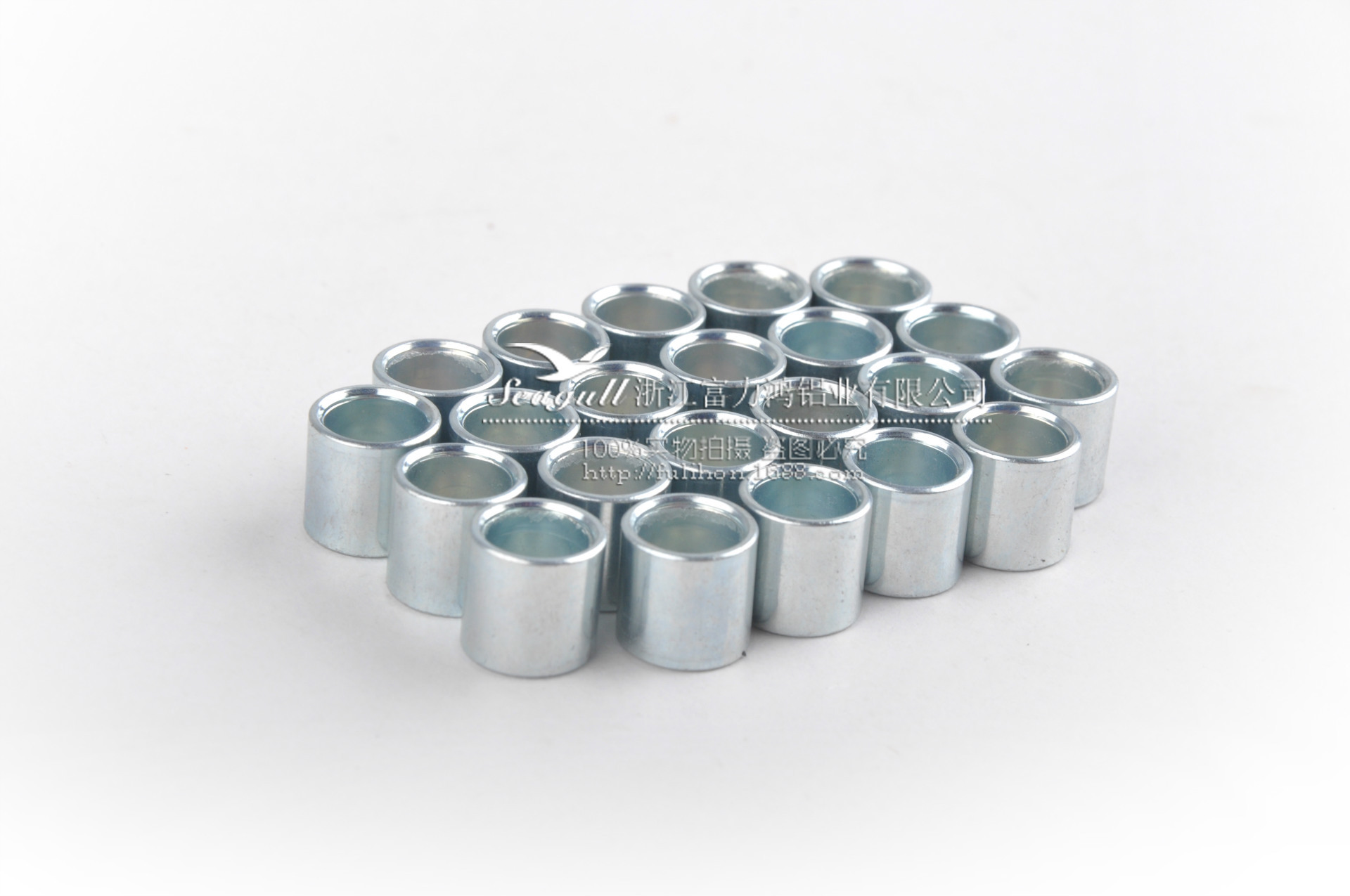 Manufacturers Direct Selling Four Wheel Skateboard Bearing House, Spacer Sleeves, Skateboard Accessory, Fish Skateboard Accessor