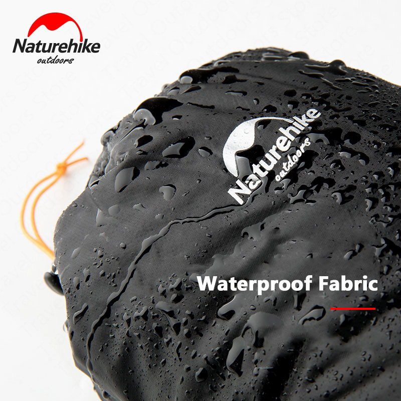 Naturehike Goose Down Shoe Covers Sleeping Bag Accessories 80g Camping Indoor Unisex Winter Warm Feet Cover Waterproof Windproof
