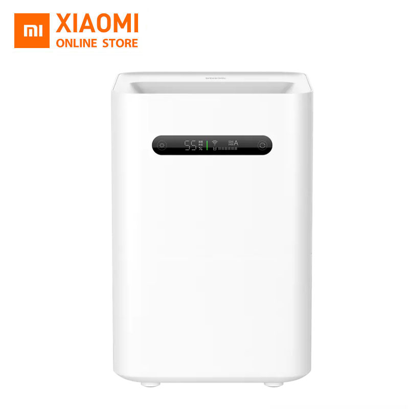 2020 Xiaomi Smartmi Air Pure Humidifier 2 Low Noise ABS 99% Bacteriostatic Sterilization AI Smart APP Remote Control 4L