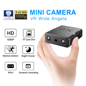 Mini Camera Full Hd 1080P Mini Camcorder Night Vision Micro Camera Motion Detection Video Voice Recorder Camera Motion DT(China)