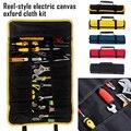 Urijk многофункциональные сумки для инструментов практичные ручки для переноски мешочки для раскатки Оксфорд холст электрик инструментарий ...
