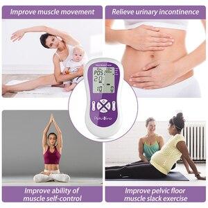 Image 2 - ZEHN FDA zustimmung Kegel Trainer beckenboden muskel inkontinenz Vaginale kompakte stimulator muscle Massage FRAUEN