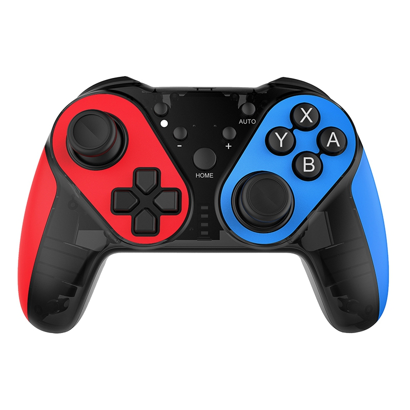 Game Handle Wireless Bluetooth Gamepad Controller PC Joystick with NFC Vibration 6 Axis Sensor for Switch Pro Console|Gamepads| |  - title=