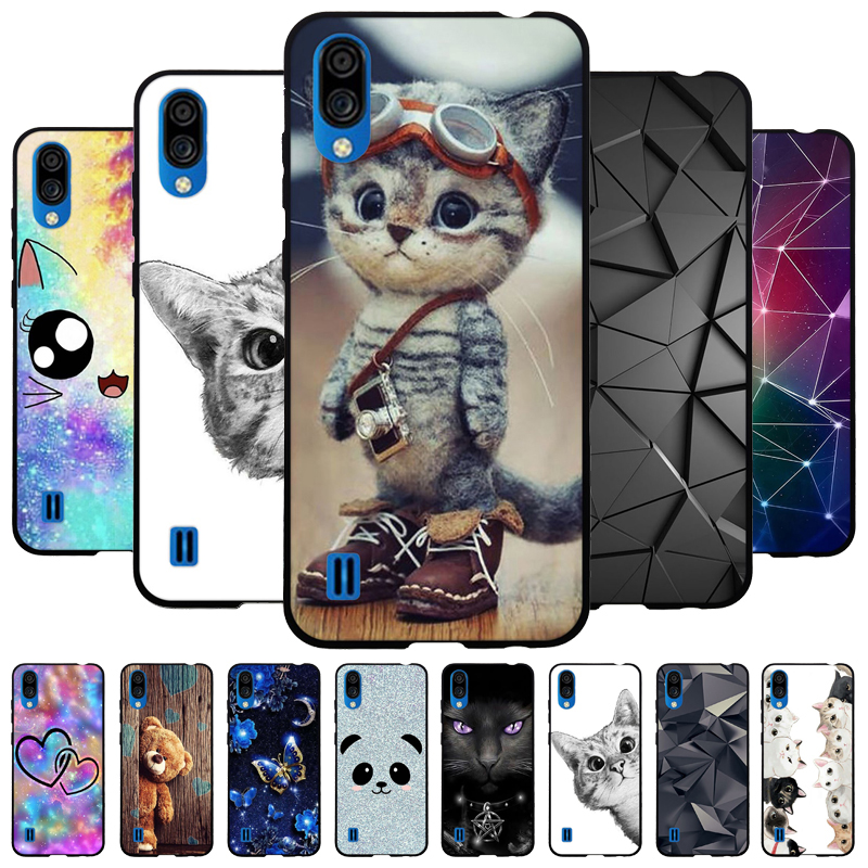 For ZTE Blade A5 2020 Case Silicone Back Cover For ZTE Blade A5 2020 Phone Cases Soft TPU Coque For ZTE A5 2020 Funda Bumper