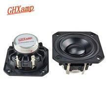 2.5 Inch Full Range Speaker Eenheden Voor Weergaloze Treble Mid Woofer 4ohm 10W Portable Desktop Luidspreker Diy 2Pcs