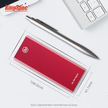 Kingspec ssd жесткий диск 120 ГБ 240 480 Портативный Внешний
