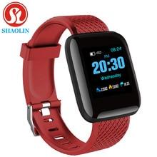 PK IWO reloj inteligente PK IWO, reloj inteligente con pantalla a Color, control del ritmo cardíaco y de la presión sanguínea y correa inteligente para Android y Apple Watch
