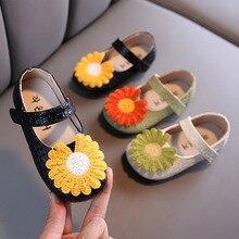 2020 Autumn New Fashion Girls Shoes Children Flats