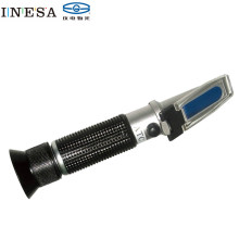 цены Honey Concentration Meter Handheld Brix Meter Refractometer Brix Meter Sugar Meter Sweetness Salinity Meter Cutting