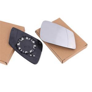 Image 3 - Cristal de espejo blanco derecho/izquierdo para puerta de ala calefactable lateral de Vista trasera, para 5 7 Series F01 F07 F10 F11 F18