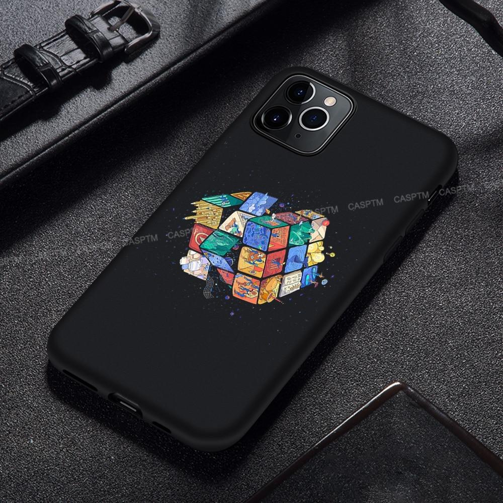 Black Soft TPU Case 63