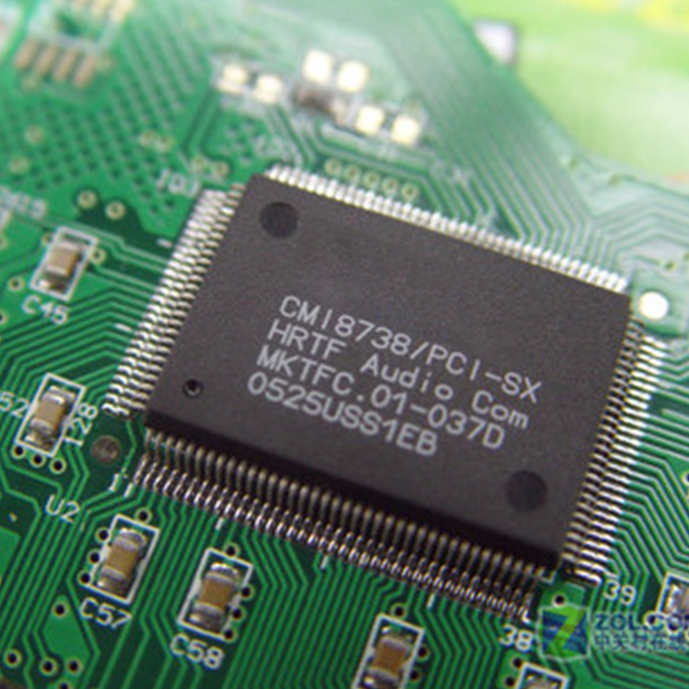 4.1CH CMI8738 PCI Port With Driver CD HIFI Electronic Practical Audio Card Desktop PC Components Internal Computer DLS Chipset 4