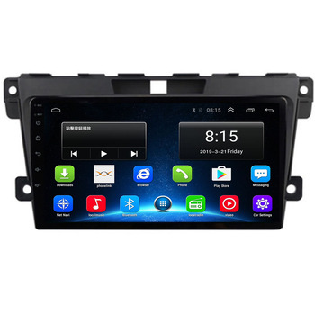In stock! 4G LTE Android 10 For MAZDA CX-7 CX7 CX 7 2008-2015 Multimedia Stereo Car DVD Player Navigation GPS Radio image