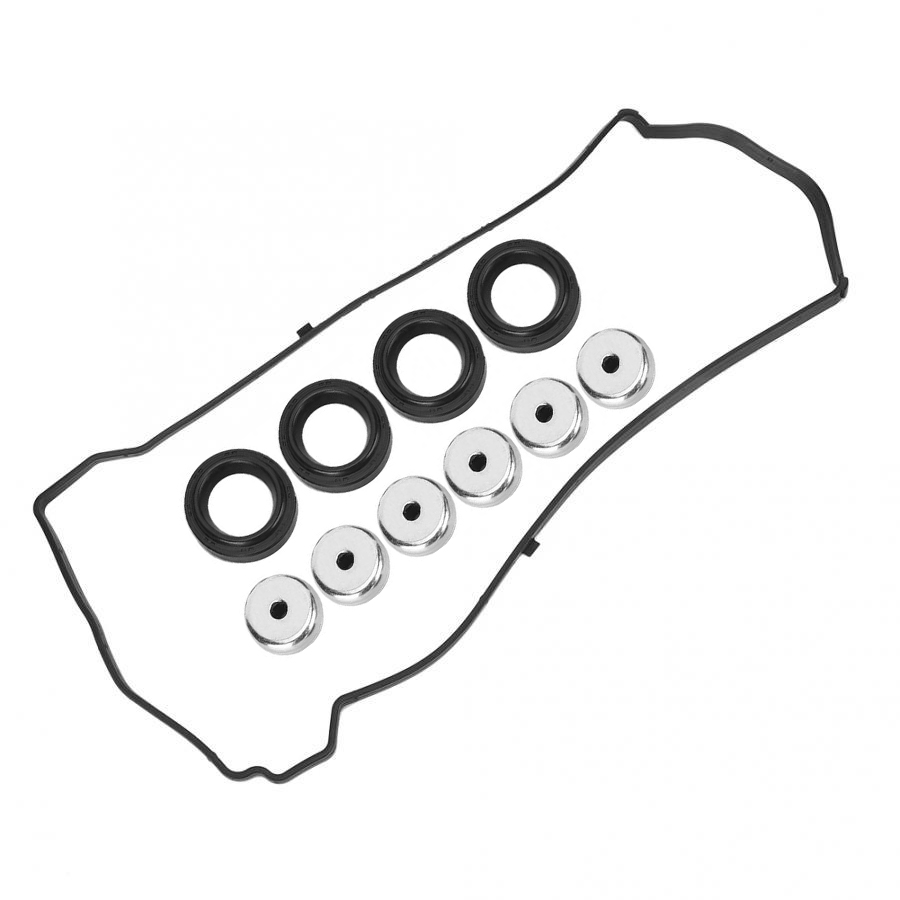12030-PNC-000 Valve Cover Gasket Kit Fit for Acura RSX Base & Type S <font><b>K20A</b></font> K20A2 K20A3 K20Z1 image