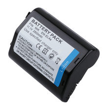 RP 11.1V 2800mAh EN-EL4 EN EL4 EN-EL4a ENEL4a Camera Battery Bateria Akku for Nikon D2H D2Hs D2X D2Xs D3 D3S F6 MH-21 Cameras