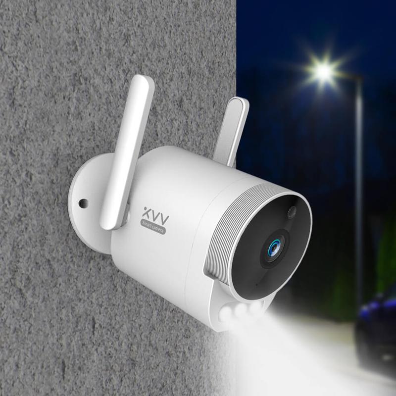 Xiaomi Outdoor Camera Smart waterproof Surveillance IP camera 1080P Wireless WIFI High definition Night Vision Mijia Mi Home