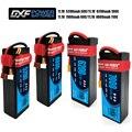 DXF Lipo батарея 3S 11 1 V 5200mah 50C/6200mah 100C /7000mah 60C/8000mah 110C Твердый Чехол для 1/10 1/8 truggy Багги RC Car truck