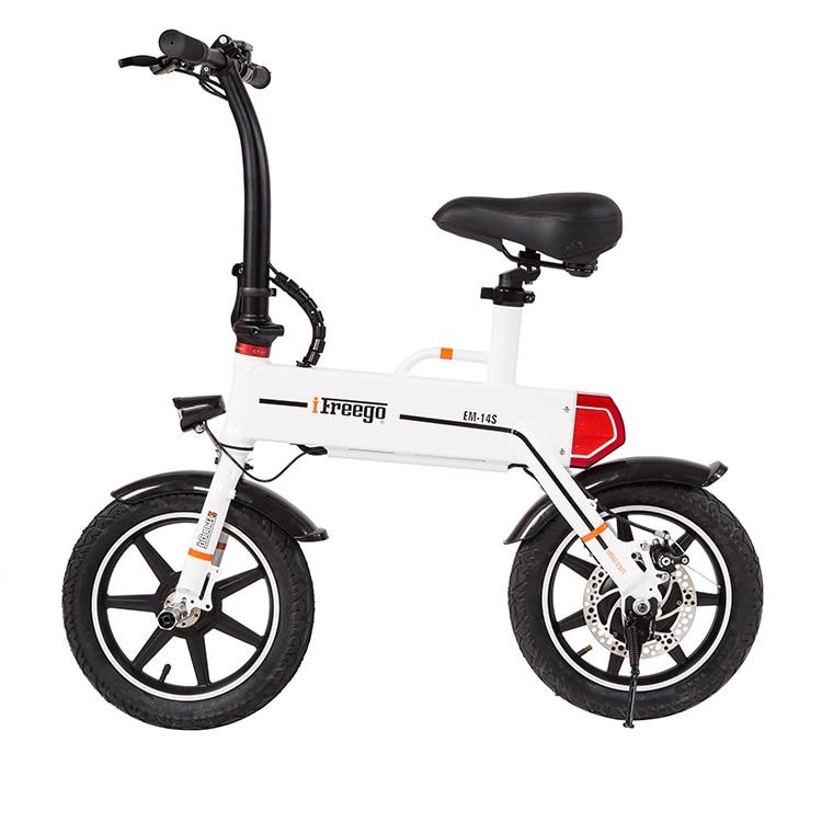 EM-14S  new folding electric bike EN 15194 CE certificate 2