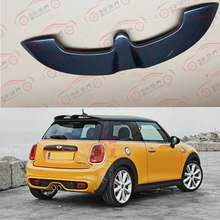 Carbon Fiber JCW Roof Spoiler Glossy fiber Rear Window Wing Body Kit Racing Accessories Trim For Mini F55 F56 Cooper