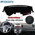 MIDOON для KIA Forte K3 Cerato 2009 -2013 Автомобильные Стайлинг Чехлы Dashmat Dash коврик Солнцезащитная панель под заказ 2010 2011 2012