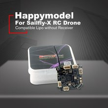 Happymodel Crazybee F4 PRO V2.1 2-3S Flight Controller 5A ESC & Compatible DSM2/Frsky/Flysky RX for Sailfly-X RC Drone