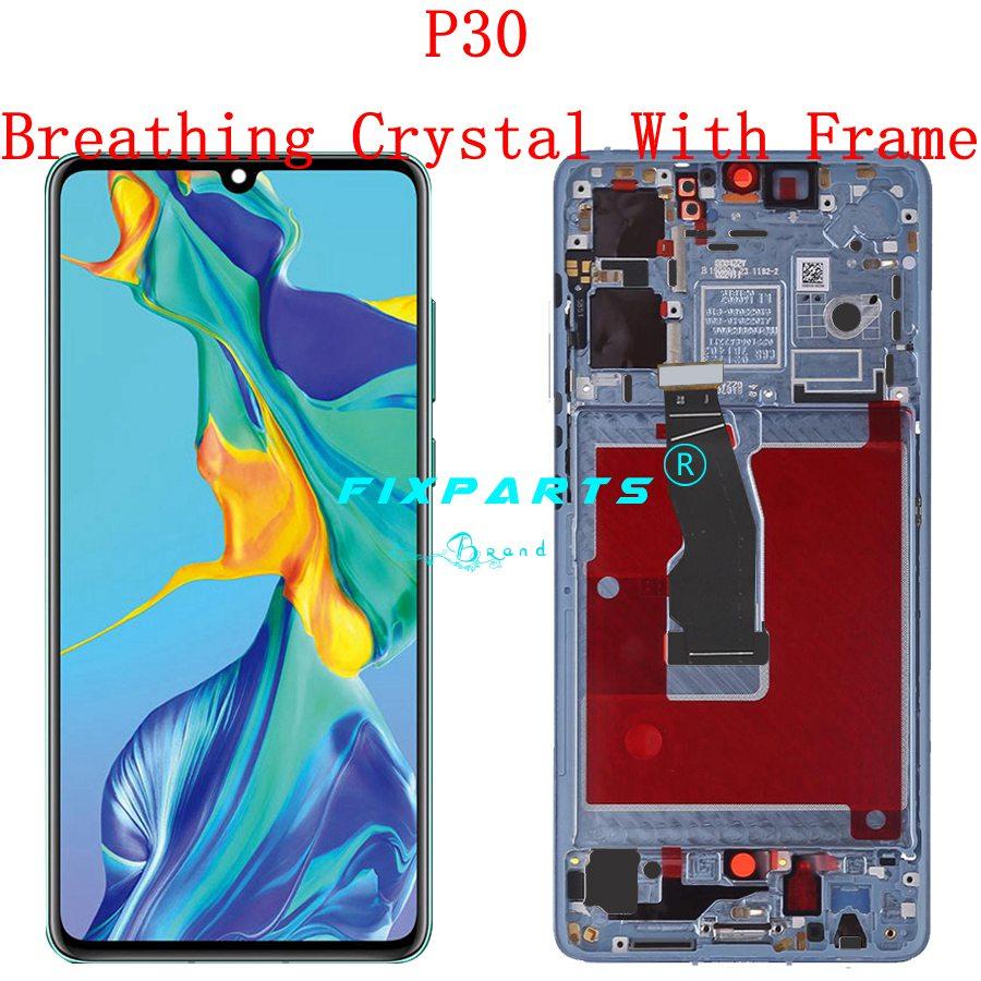 P30 LCD Display