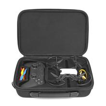 Waterproof Portable Camera Shoulder Case Excellent Craftsmanship Well Durability for DJI Tello Gamesir T1d Remote Controller