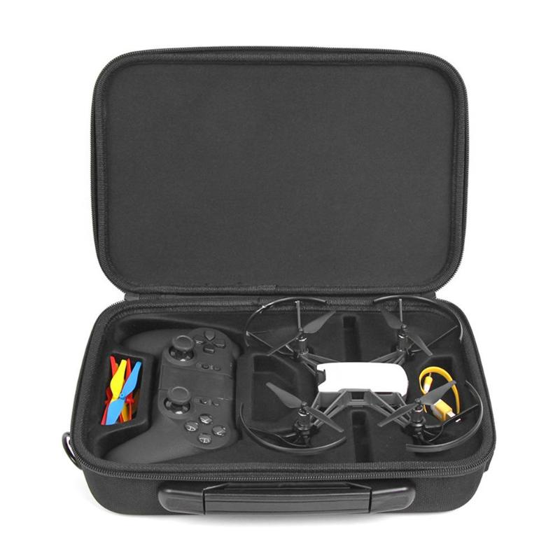 Waterproof Portable Shoulder Case For DJI Tello Gamesir T1d Remote Controller Excellent Craftsmanship Well Durability